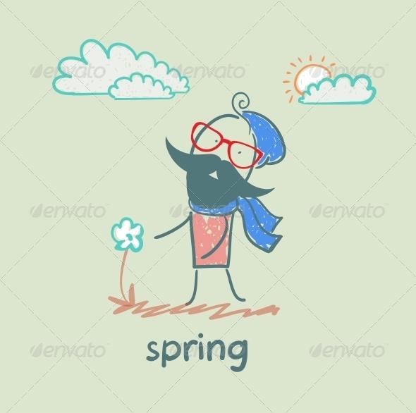 GraphicRiver Spring 5642775