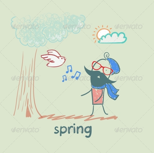 GraphicRiver Spring 5642847