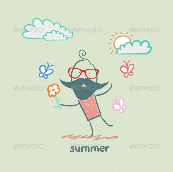 GraphicRiver Summer 5642909