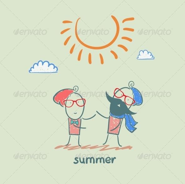GraphicRiver Summer 5642910