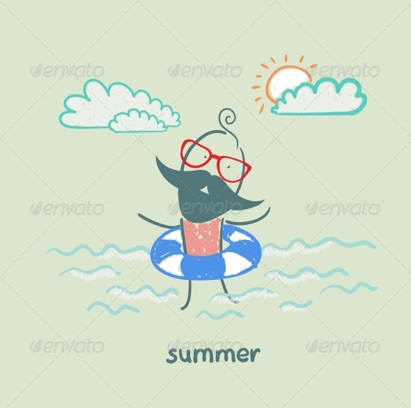 GraphicRiver Summer 5642923