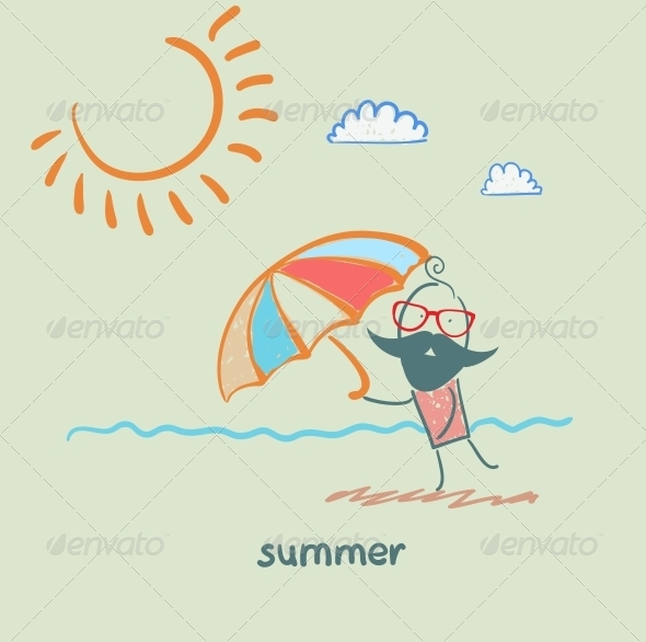 GraphicRiver Summer 5642929