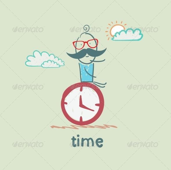 GraphicRiver Time 5642950