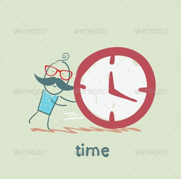 GraphicRiver Time 5642955