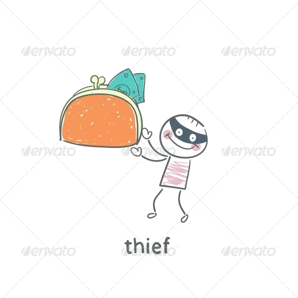 GraphicRiver Thief 5642961