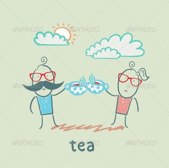 GraphicRiver Tea 5642970