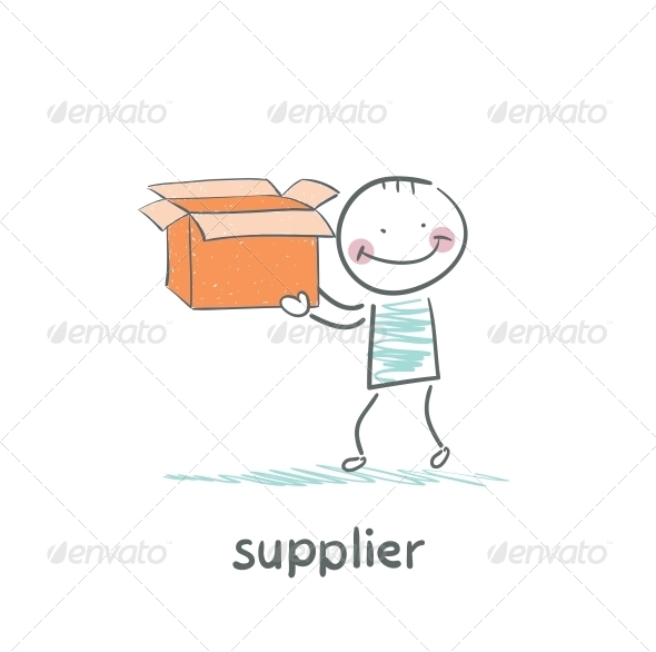 GraphicRiver Supplier is an Empty Box 5642975