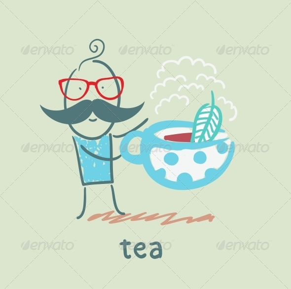 GraphicRiver Tea 5642976
