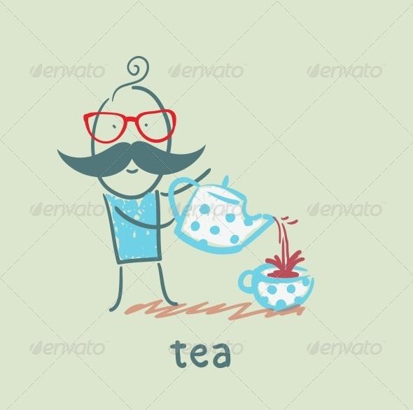 GraphicRiver Tea 5642982