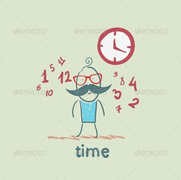 GraphicRiver Time 5642994