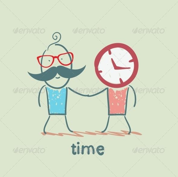 GraphicRiver Time 5643014