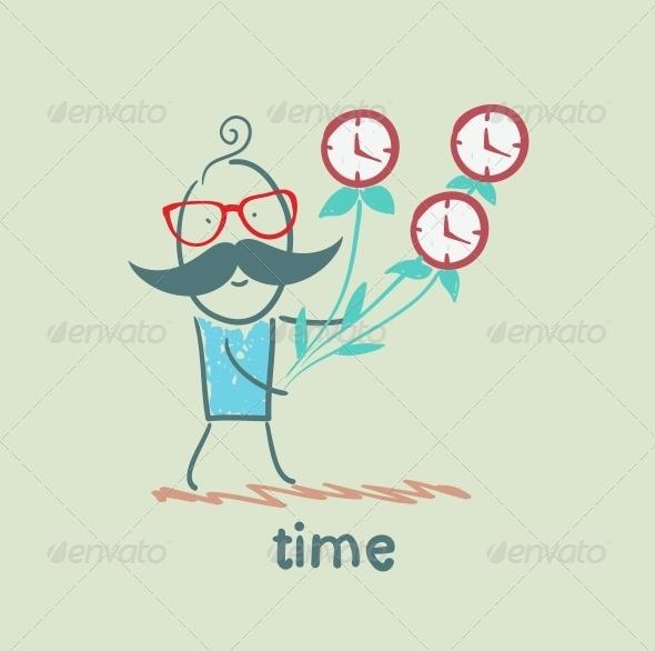 GraphicRiver Time 5643032