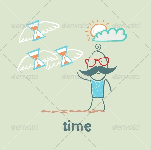 GraphicRiver Time 5643033
