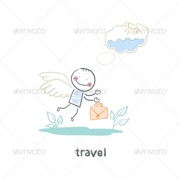 GraphicRiver Travel 5643413