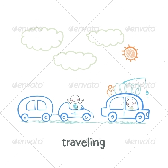 GraphicRiver Traveling 5643416