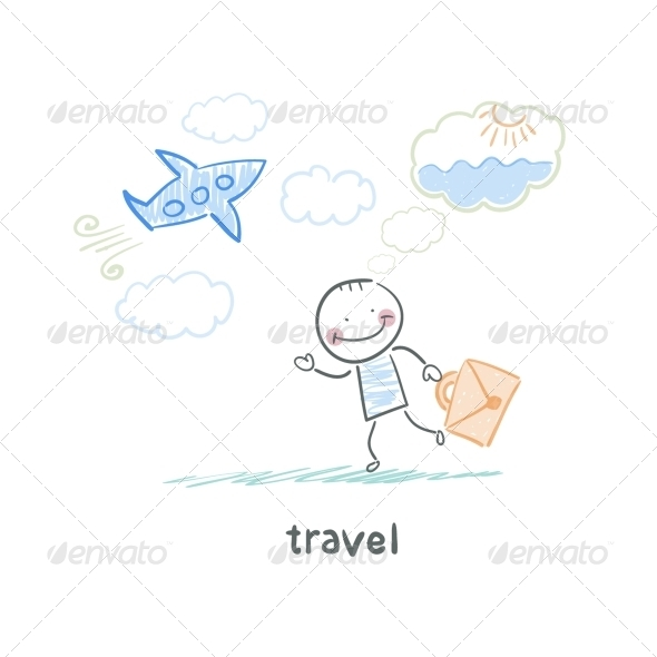 GraphicRiver Travel 5643441