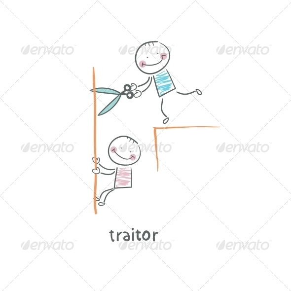 GraphicRiver Traitor 5643451