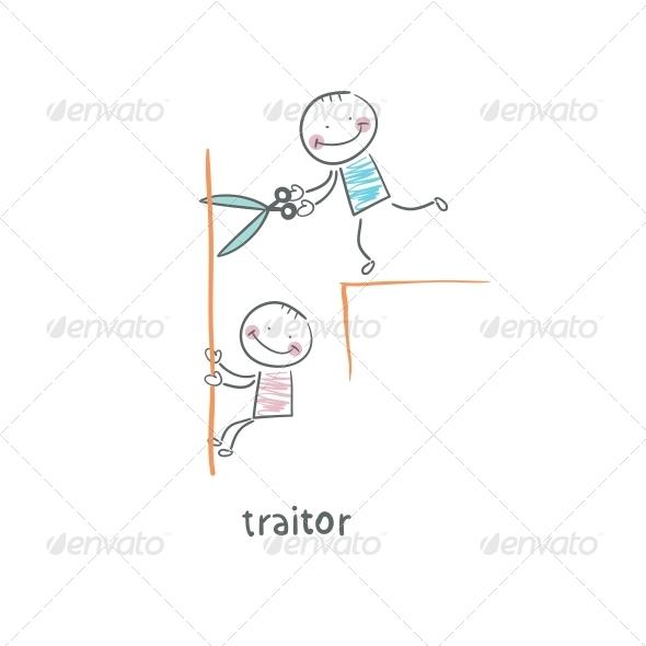 GraphicRiver Traitor 5643451