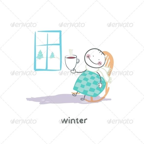 GraphicRiver Winter 5643474