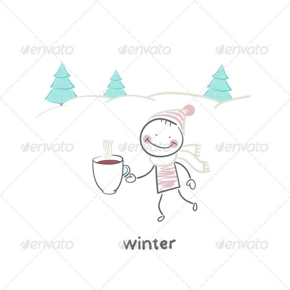 GraphicRiver Winter 5643488