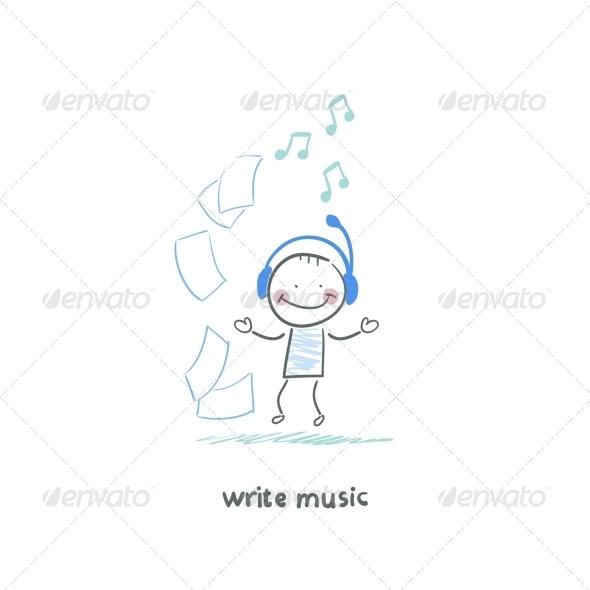 GraphicRiver Composer 5643493