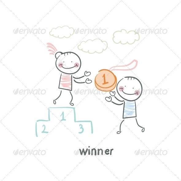 GraphicRiver Winner 5643495