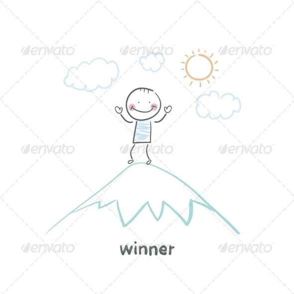 GraphicRiver Winner 5643501