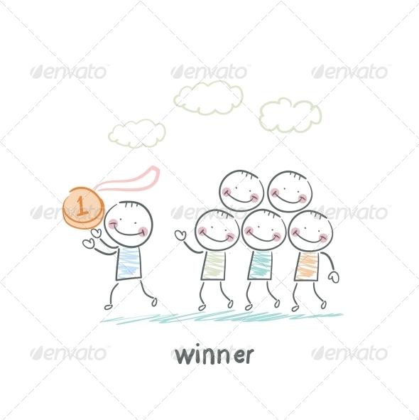 GraphicRiver Winner 5643506
