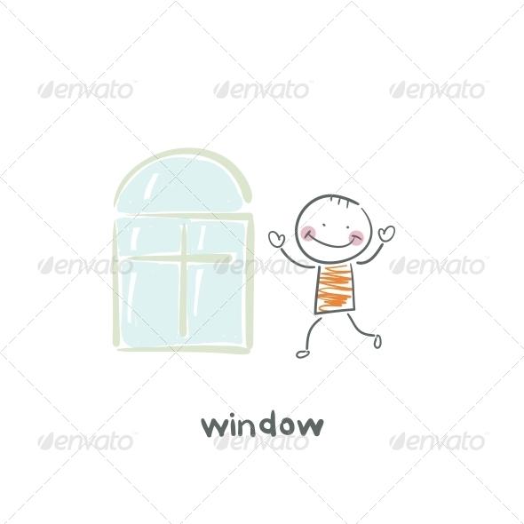 GraphicRiver Window 5643516