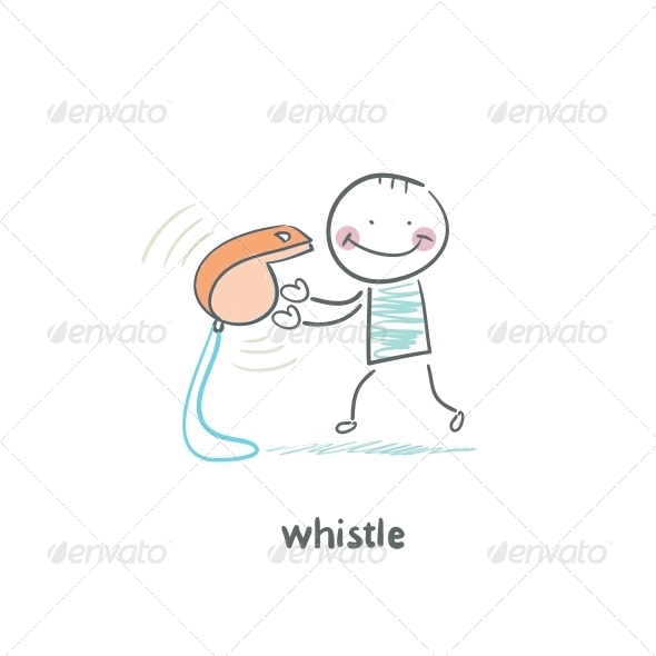 GraphicRiver Whistle 5643561
