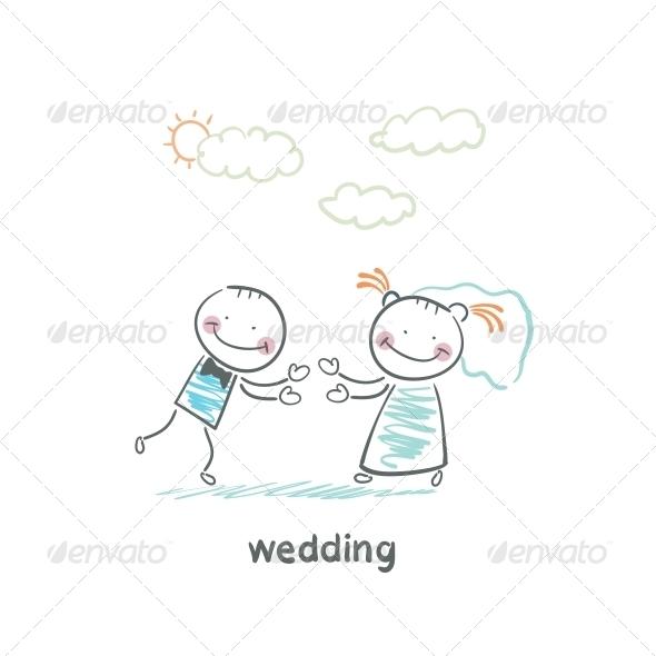 GraphicRiver Wedding 5643569