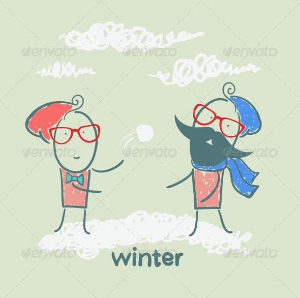 GraphicRiver Winter 5643580