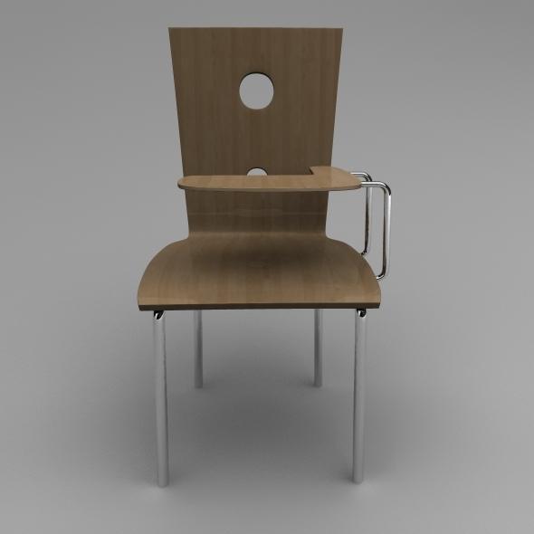 3DOcean Classroom Chair 5635352
