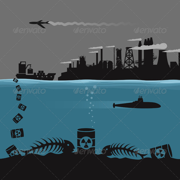 GraphicRiver Ecology Pollution 5643954