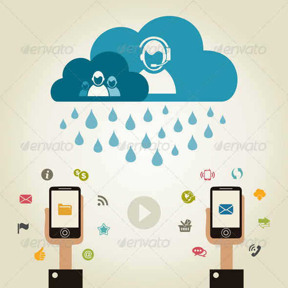 GraphicRiver Telecommunication 5644171