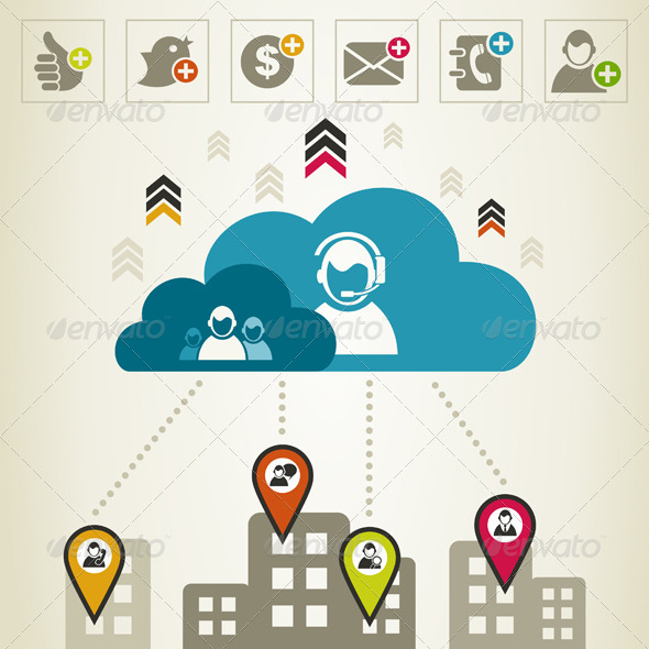 GraphicRiver Telecommunication 5644217