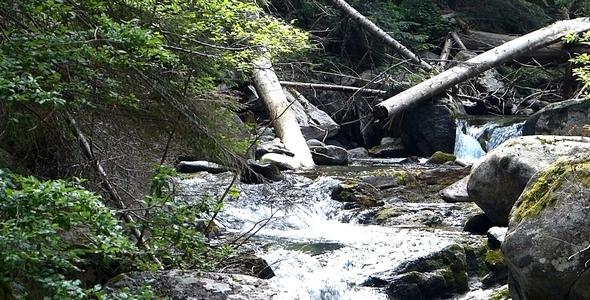 Mountain River 7
