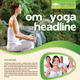 Wellness and Spa Outdoor Banner 26