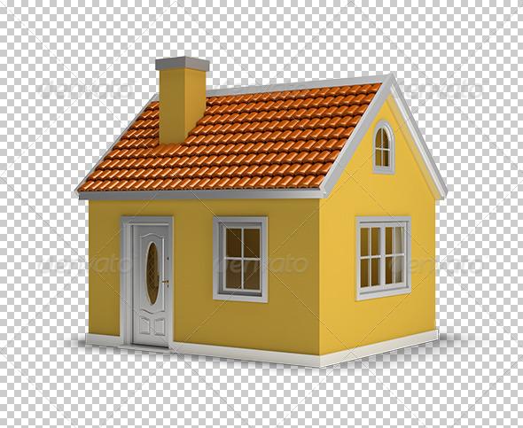 GraphicRiver House 5645347