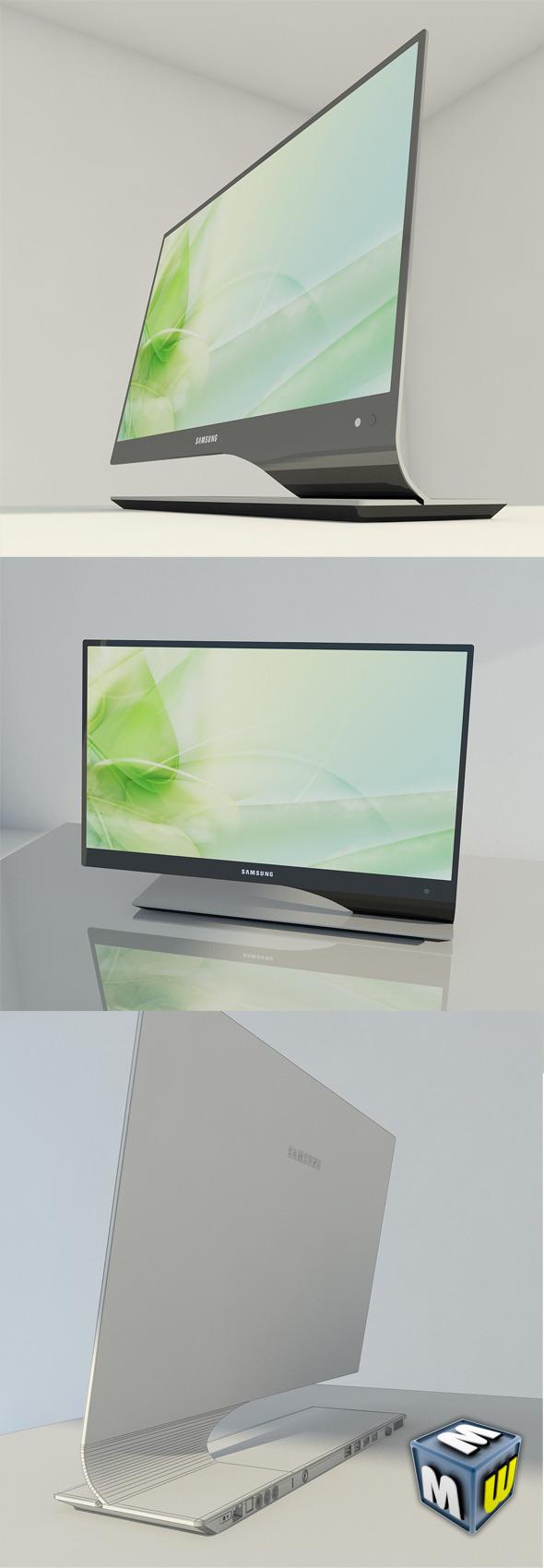 3DOcean Samsung SyncMaster MAX 2011 5645913