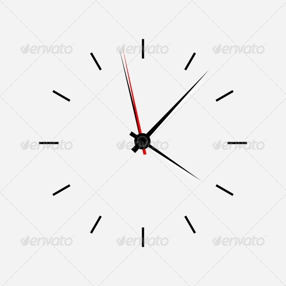 GraphicRiver Watch or Clock Vector 5646781