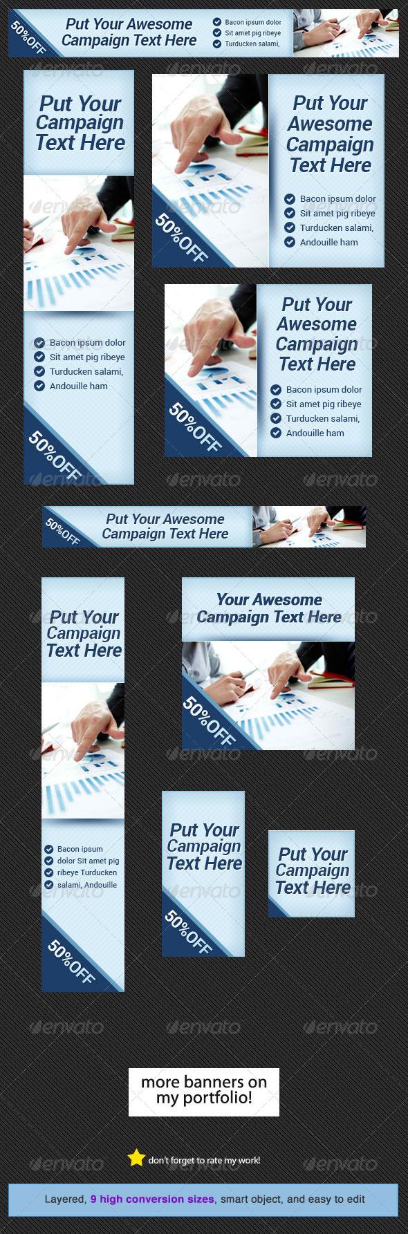 GraphicRiver Corporate Web Banner Design Template 22 5647464