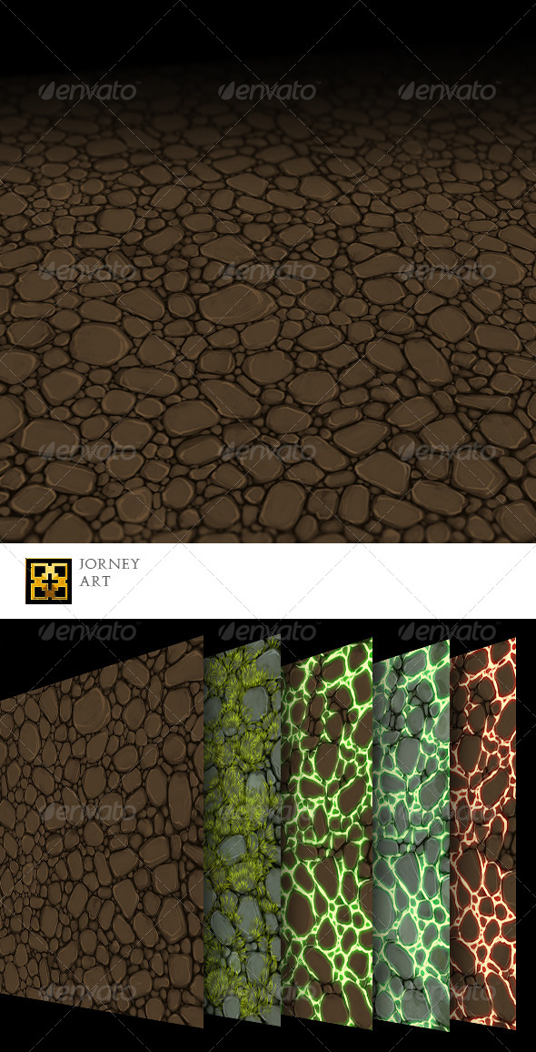 Wasteland Texture Collection