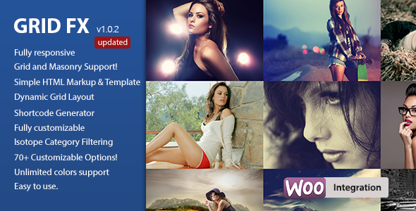 CodeCanyon Grid FX Ultimate Grid Plugin for WordPress 5615317