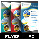 Freight Business Flyer - GraphicRiver Item for Sale