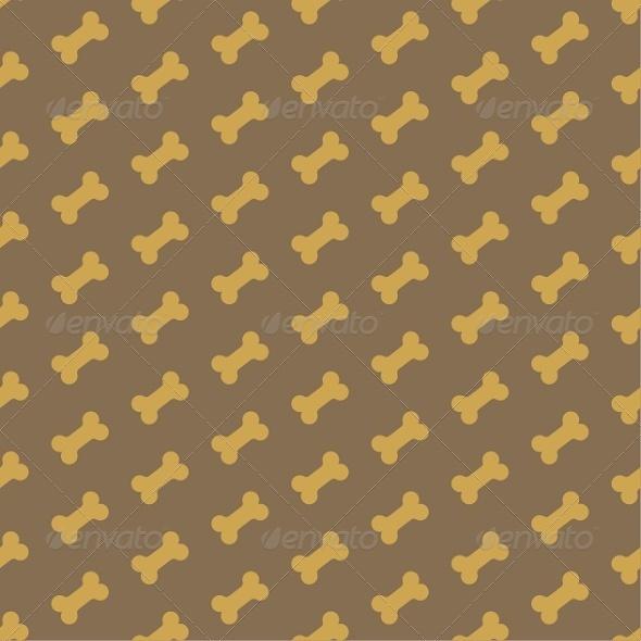 GraphicRiver Bone For Dog Seamless Texture 5652672