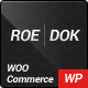 WooCommerce WordPress Theme - RoeDok - ThemeForest Item for Sale