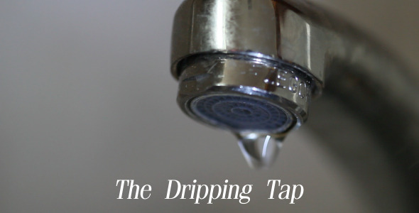 VideoHive The Dripping Tap 5652765