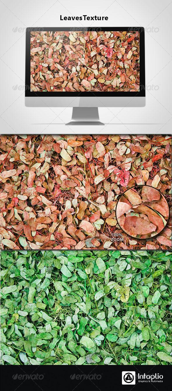 GraphicRiver LeavesTexture 5653330