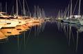 Harbor at night - PhotoDune Item for Sale